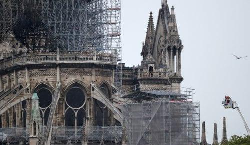 Nema više opasnosti od urušavanja zidova pariske katedrale Notr Dam 2