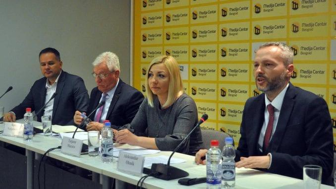 SMS i Građanski demokratski forum potpisali dogovor, stvaraju građansku alternativu 2