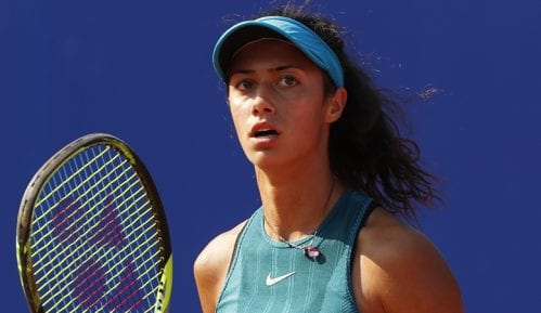 Olga Danilović prvi put na  Otvorenom prvenstvu Australije 11