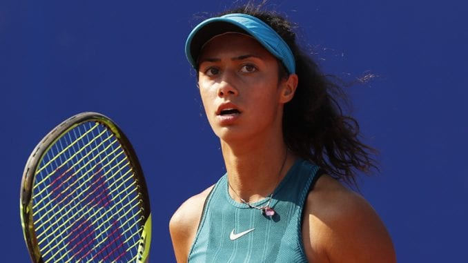 Olga Danilović prvi put na Otvorenom prvenstvu Australije 1