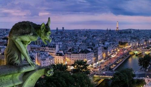 Pariz najgušće naseljen grad u EU 12