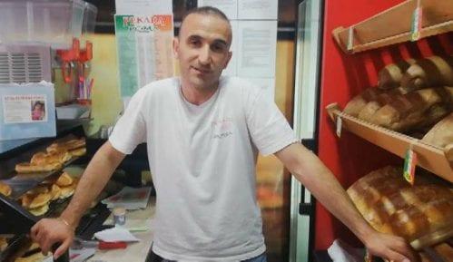 """Akcija """"Burek solidarnosti"""" u Borči: Građani u odbrani komšije 4"""