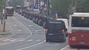 """Procena opozicije - 35.000 ljudi na protestu """"1 od 5 miliona"""" (FOTO, VIDEO) 19"""
