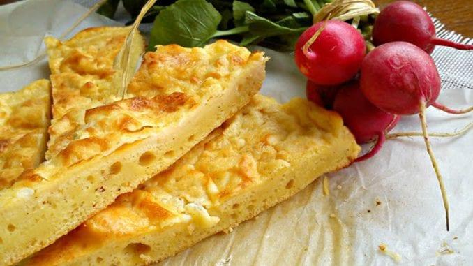 Recept nedelje: Prelivena pita sa sirom 1