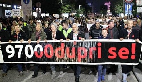 Crna Gora: Protesti koštali više od 15.500 evra 2