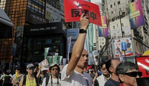 Kina zamenila svog najvišeg zvaničnika u Hong Kongu 6