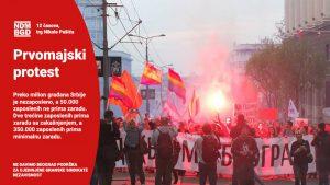 NDBG: Podrška sindikatima i Prvomajskom protestu 3