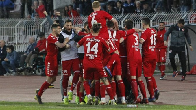 Radnički pobedio Partizan 1