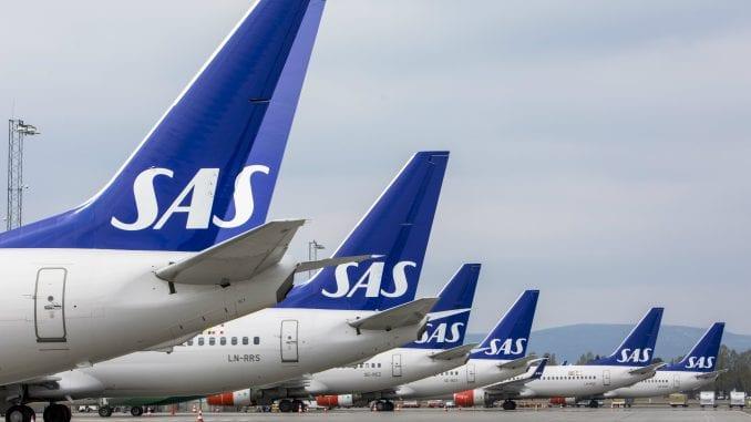 Nastavljen štrajk pilota SAS-a, u planu otkazivanje još 1.200 letova 1