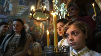 Širom sveta obeležen Uskrs (FOTO) 4
