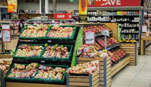 Hrana poskupela 5,5 procenata, povrće čak za 37 odsto 7