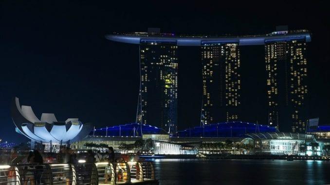 Singapur: Spektakl za posetioca 3