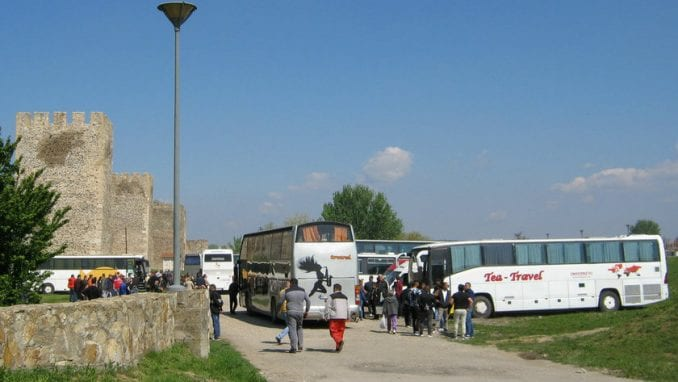 Za Beograd četrdesetak autobusa iz Smedereva 1