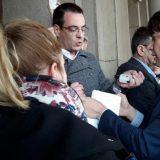 Pristalice SZS pokušale da uđu u Skupštinu grada Beograda 6