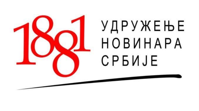 """UNS: Ministarstvo kulture i informisanja da odustane od postupka protiv """"Nedeljnika"""" 2"""