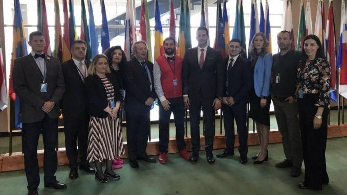 Udovičić na Forumu mladih UN: Srbija poštovana kao zemlja koja unapređuje položaj mladih 2