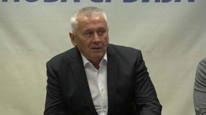 Ilić: Đoković bi bio pravi predsednik 1