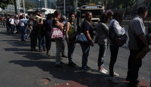 Inflacija u Venecueli 2018. godine 130.060 odsto 13