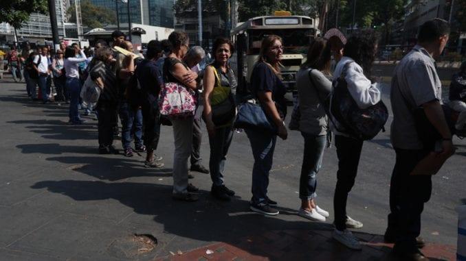 Inflacija u Venecueli 2018. godine 130.060 odsto 1