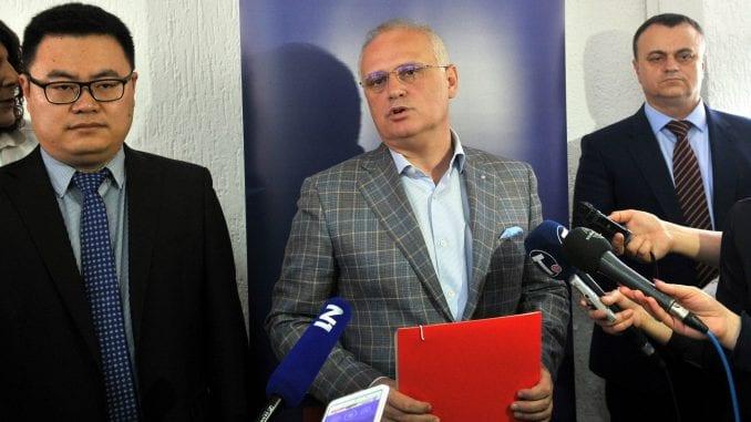 """Vesić: Izabran izvođač za rekonstrukciju dvorane """"Aleksandar Nikolić"""", radovi počinju u junu 3"""