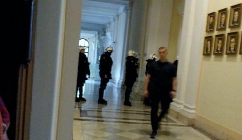 MUP demantovao Mariniku Tepić: U Skupštini nije bilo nijednog navijača 5