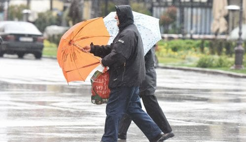 Danas u Srbiji oblačno vreme, mogućnost slabog snega 4