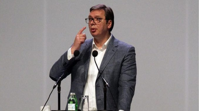 Vučić: O raspisivanju izbora posle sastanaka sa svetskim zvaničnicima 1