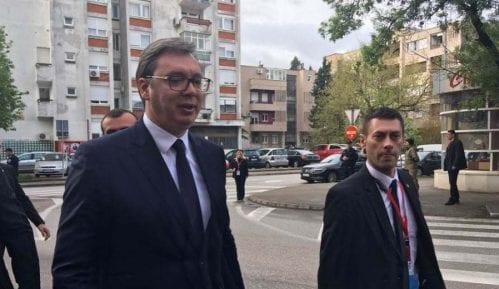 Vučić i Čović razgovarali o unapređenju saradnje Srbije i BiH 13