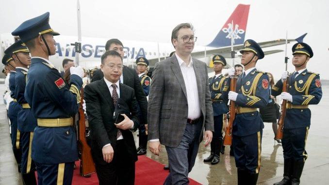 Vučić: Srbija voljna da uči iz kineskih iskustava 1