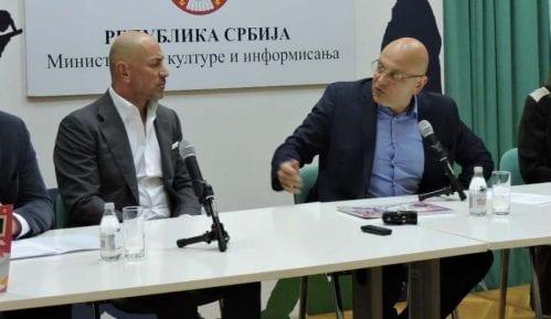 """Vukosavljević: Knjiga """"Učimo ćirilicu"""" u cilju  očuvanja ćiriličnog pisma i srpskog jezika 3"""