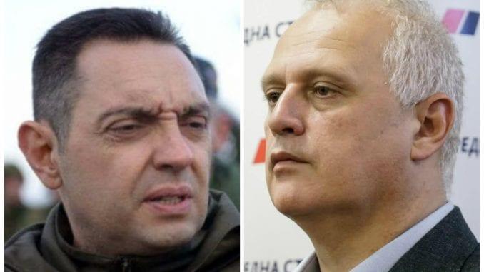 Vulin i Vesić najavili da će štrajkovati glađu 1