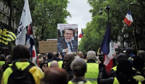 Sutra nastavak protesta pokreta Žutih prsluka u Francuskoj 11