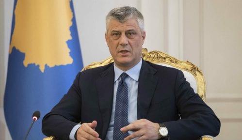 Tači ohrabruje kosovsku delegaciju da preduzme smele korake ka mirovnom sporazumu 12