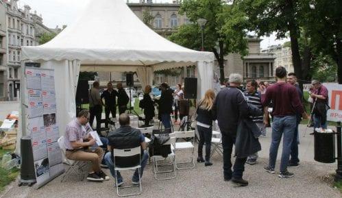 Šator Slobodne zone seli se danas u Knjaževac, u četvrtak Majdanpek 12