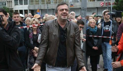 Sergej Trifunović prvi put se javno obraća članovima PSG 9
