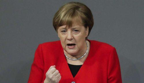 DW: Kritikama Trampove politike Merkel oduševila studente Harvarda 15