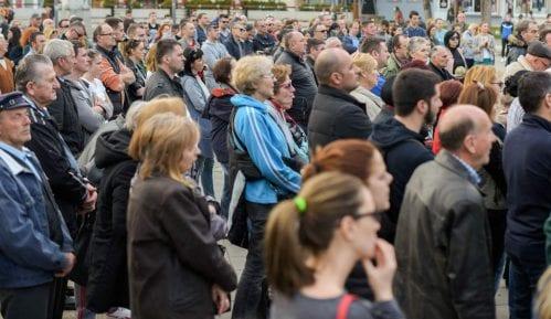 Požega: I posle hapšenja građani nastavljaju protest 10