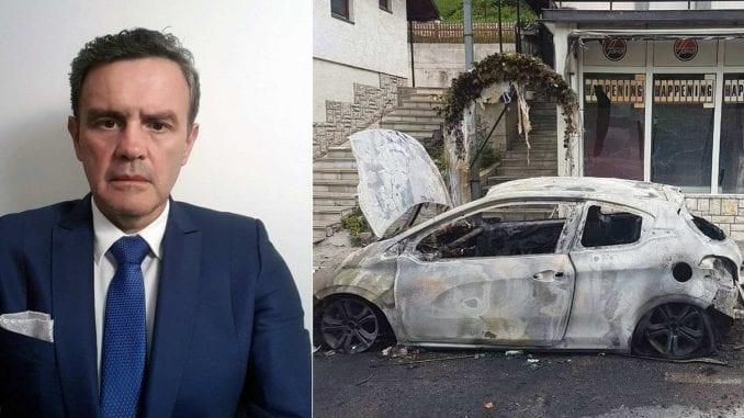 Nikola Jelić: Požar je podmetnut iz političkih razloga 1