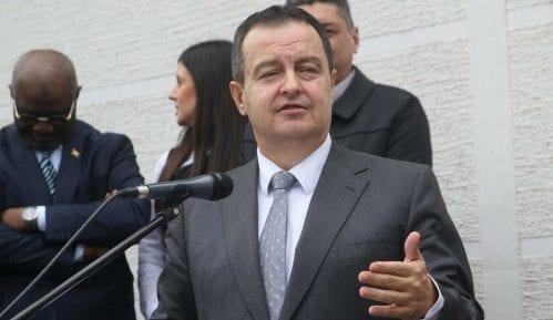 Dačić: Razvijati odnose sa Republikom Togo 2