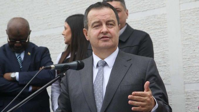 Dačić: Srbija ne sme da se odrekne prava na Kosovo 3