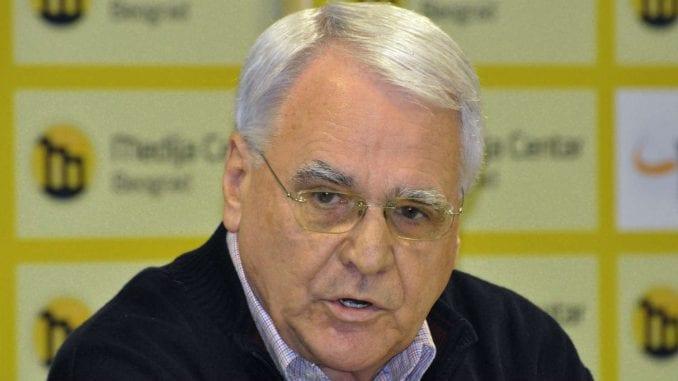 Demokratska stranka osudila Šešeljeve pretnje Milojku Pantiću 1