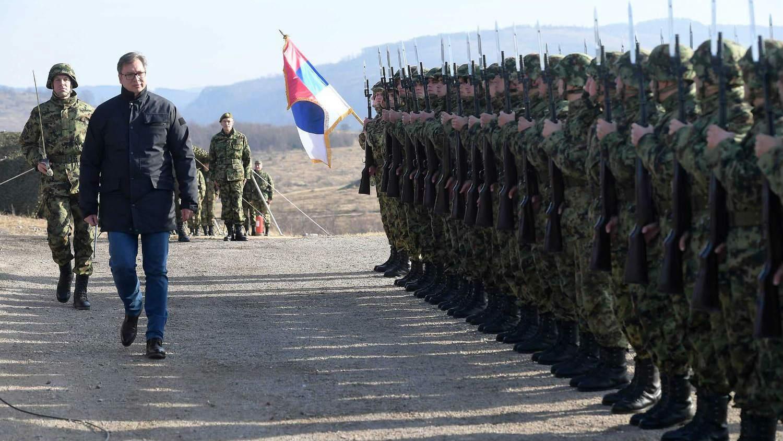 Vučićevo držanje građana u strahu od rata 1