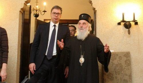 Vučić pretio vladikama poverljivim papirima 6