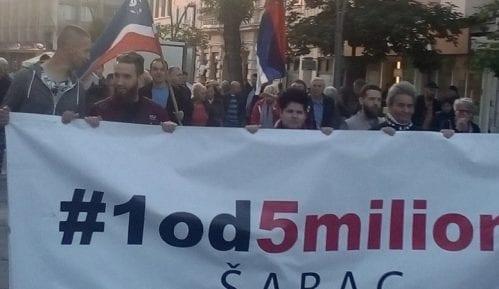 Protesni skup u Šapcu: Nema ništa važnije od slobode 10