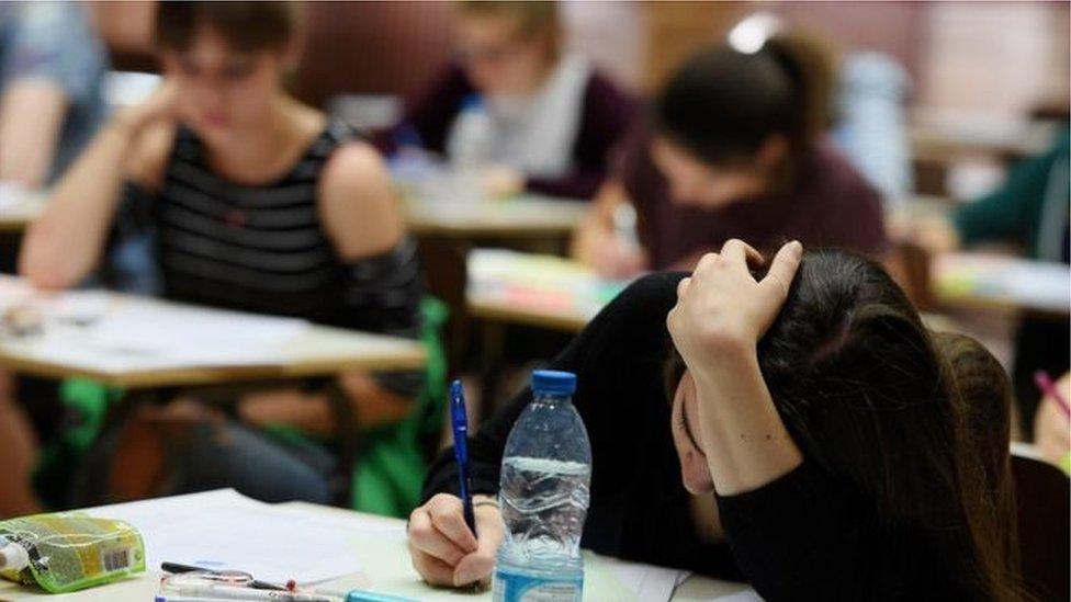 Studenti u slušaonici