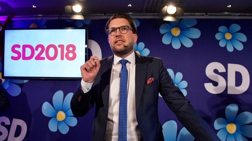 švedski političar