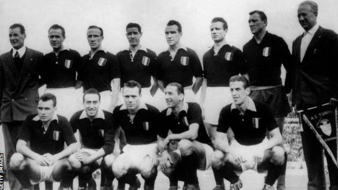Superga: Najveća tragedija italijanskog fudbala 4