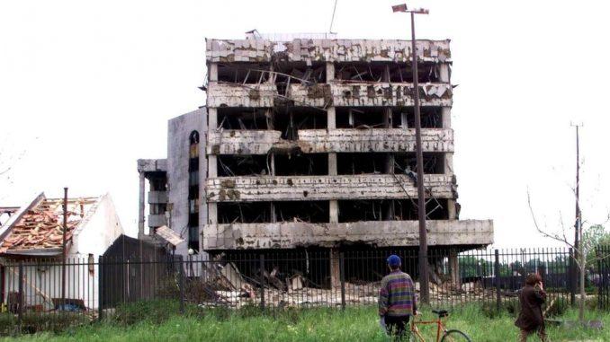 NATO bombardovanje: Noć kada je Amerika pogodila ambasadu Kine u Beogradu 2