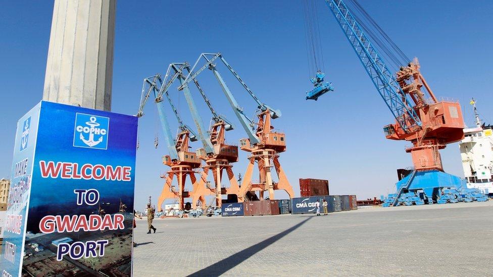 Luka Gvadar deo je velikih kineskih investicija u ovaj region