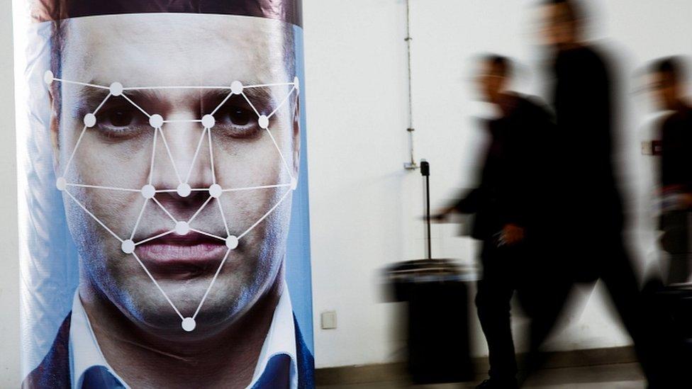 Prepoznavanje lica u Kini